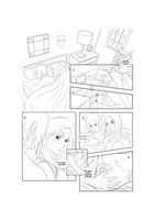 Sasusaku Family Doujinshi - page one by bubbamich