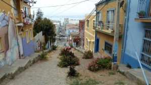 Chilean Street by fuguestock