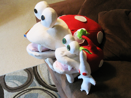 Bulborb bulbmin pikmin watchtv by massimunex