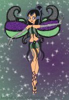 DP Winx: Sam's Enchantix by pixiesera