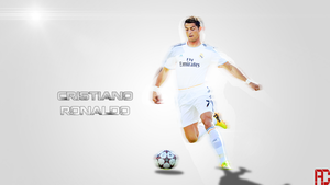 Ronaldo Wallpaper Work 6 by ANILDD11