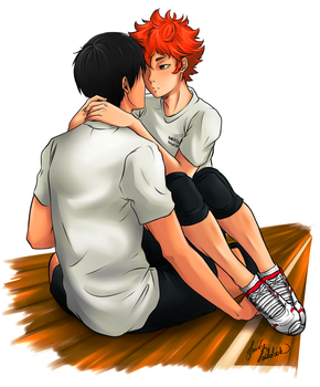More Kagehina by Laven96