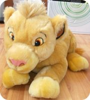 My Ravensburger Simba Plush by DrOpDeAdShElLy