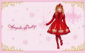 Angelic pretty wallpaper 2 by guillaumes2