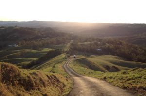 Sunset In the Hills by manuelo-pro
