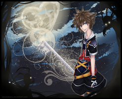 Kingdom Hearts - Sora by TasukiAkana