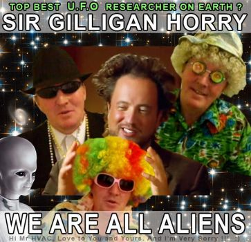 Aliens UFOs Best Research Videos by Sir-Gilligan-Horry