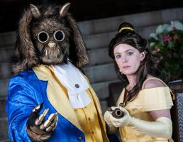 Belle and Beast by Mechpics