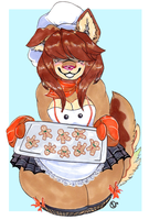 Baking with KritKat by CritterKat