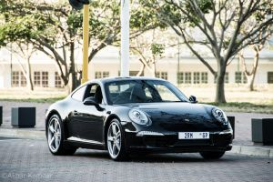 Porsche 911 991 Carrera by AKIBA3