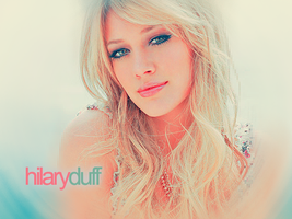 hilary duff blend by miseryloneliness