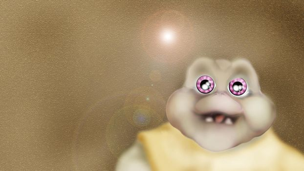 Baby Sinclair - Dinosaurs - Fan Art by chase4884