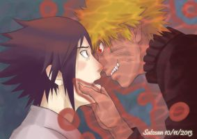 You're Mine Sasuke by Satosanteru