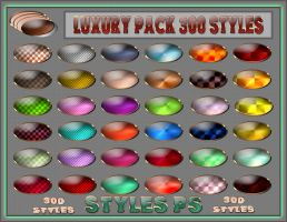 Luxury pack  300 styles  Ps by Tetelle-passion