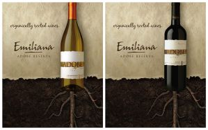 Emiliana Adobe Reserva Organic Full Page Ads by saturngraphics