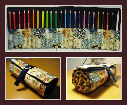Project 04 - Roll-Up Case... by Starjammer