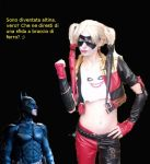 Harley Serenity's challenge by apollocreed23