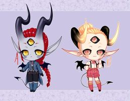 Classy Demon adopts~ {CLOSED} by Blackraven-Adopts