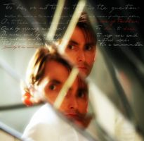 David Tennant as Hamlet by muffins-r-us