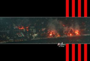Derby Day - AC Milan by savechip
