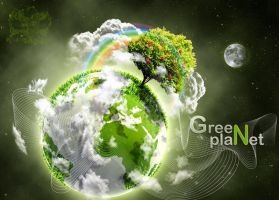 Green Planet by noizkrew