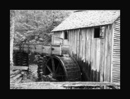 Water  Mill by Curim