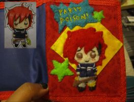 PARTY POISON wallet by chibiusa1001