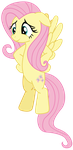Oh, You! - Fluttershy Vector by Gutovi-kun