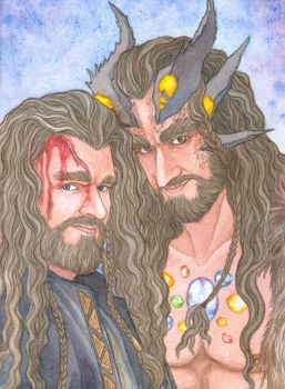 Team Thorin 2016 by Norloth