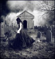 Dark Memorial by indigodeep