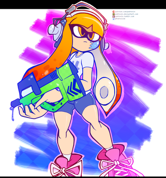 Inkling by Pedrovin