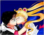 I just want your kiss ~ Usagi x Mamoru (2016) by eternalwitch