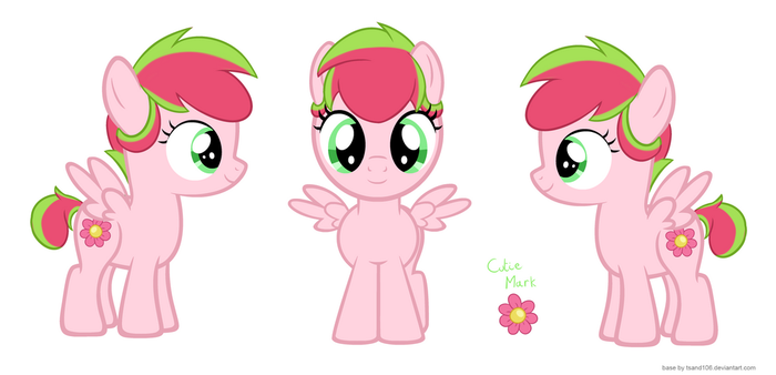 -Contest Entry-  Sweet Petal by Cha-squared