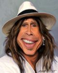 Steven Tyler by ollicedesign