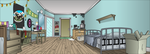 Undergrads Background - Nitz's Room by MAJORA64