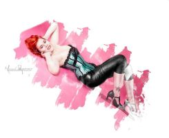 Peppermint by StuckpixelPhoto