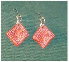 Celtic knot earrings by Glori305