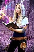 League of Legends - Spellthief Lux cosplay 01 by CZSKLoLCosplayers