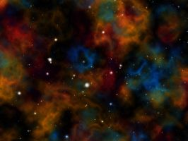 Final Frontier Abstract 8 by CL-Stock