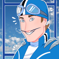 Sportacus Icon by ByteMyFur