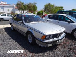 BMW 635CSi by The-Transport-Guild