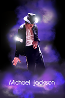 Michael Jackson Poster2 by Maxoooow