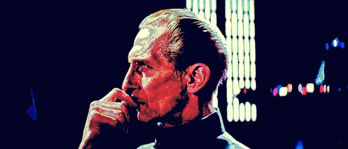 Peter Cushing is the Grand Moff Tarkin by ColonelFlagg