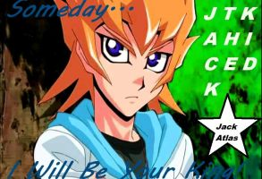 Jack Atlas Wallpaper: Jack The Kid by TheBlackRoseWitch
