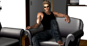Wesker At Home by Zoe-Wesker