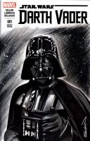 Darth Vader Sketch Cover by RandySiplon