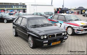1989 Lancia Delta HF Integrale by compaan-art