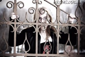 Let Me Out by HrWPhotography