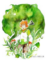 Voltron: Pidge by Owlyjules
