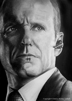 Agent Phil Coulson by nilhob